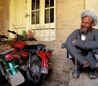Afghan Shopkeeper