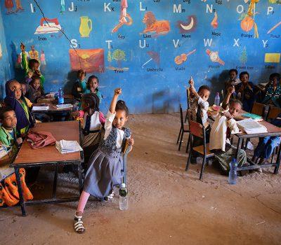 Classroom – Mekele, Ethiopia