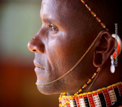 Maasai Warrior – Ewaso, Kenya