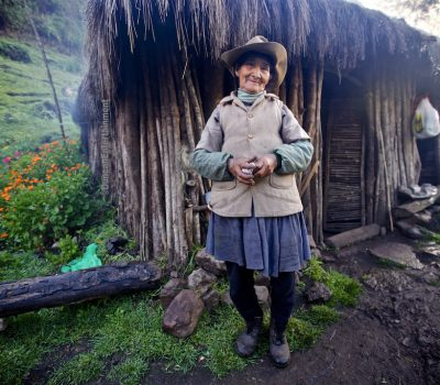 Paulina – Salkantay, Peru