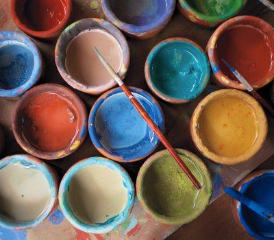 Seminarie's Paints